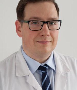 Zdjęcie pracownika - dr Mateusz Jęckowski